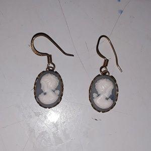 Cute vintage earrings